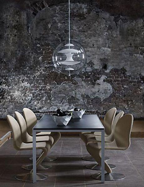 Lampadario VP Globe Glass - design Verner Panton - Verpan