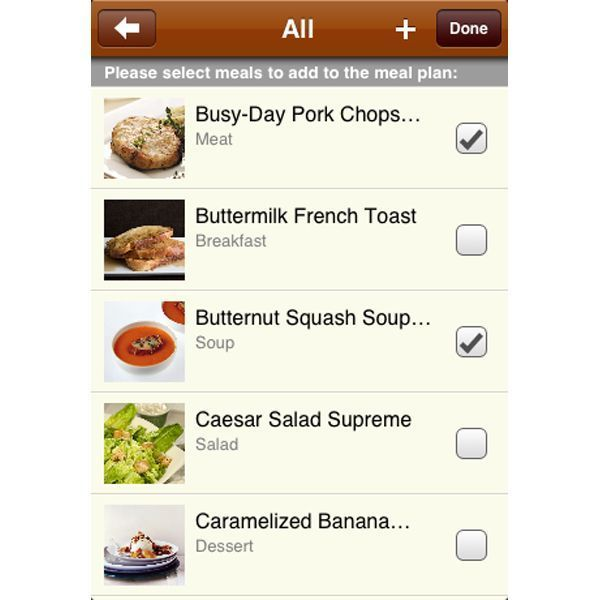 MealBoard, Best Meal-Planning Apps and Sites
