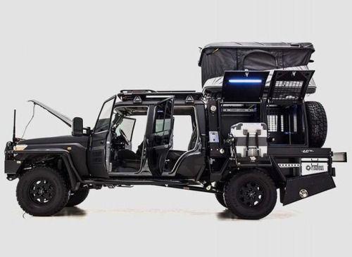 Patriot Campers / LC79 Super Tourer / Off Road Vehicle / 2016