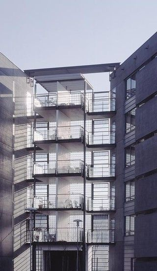 Laivapoika Housing - Helin & Co Architects, 1993 http://helinco.fi/