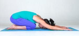 11 Easy Yoga Poses for a Good Night's Sleep: Child's Pose