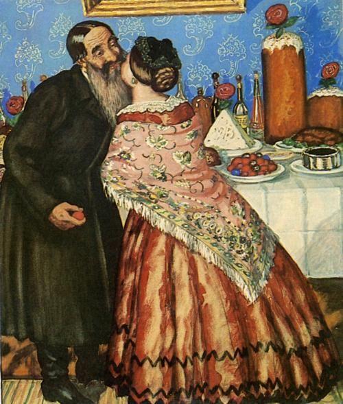 Boris Kustodiev (Russia, 1878 – 1927)