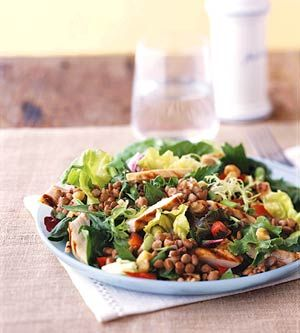 7 best sonoma diet images on pinterest sonoma diet eating healthy spinach and lentil salad with toasted walnuts is packed with protein this is a great forumfinder Choice Image