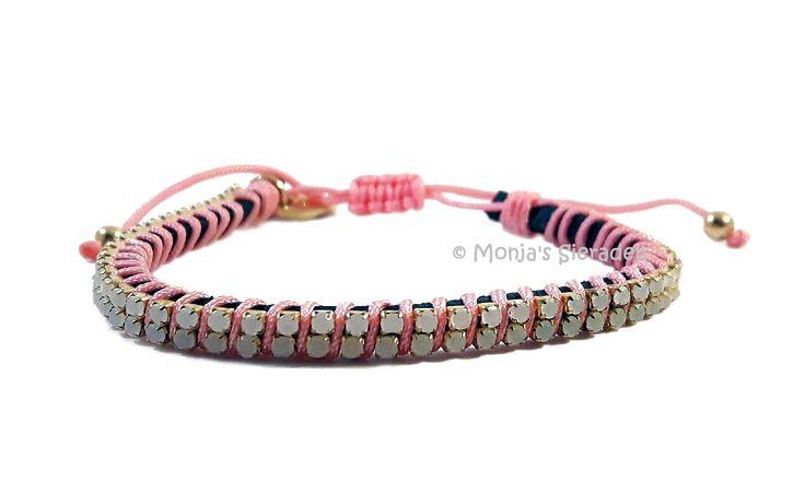 TriBeCa Petite Sweet Pink by Jozemiek. (JA001)