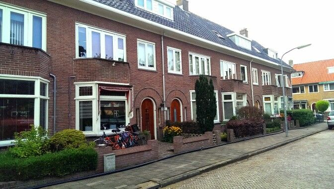 Our House Sit Haarlem 2014.