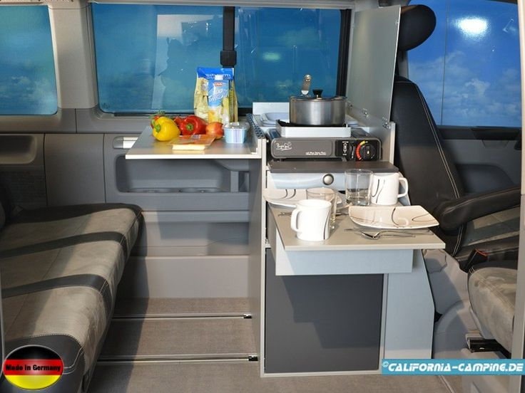 James 2.0 -The VW T5 California Beach/Startline/Mulitvan Kitchen-Module