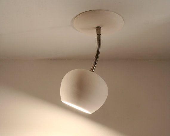 Deckenleuchte: Claylight-Spot LED oder Xenon-Birne von lightexture