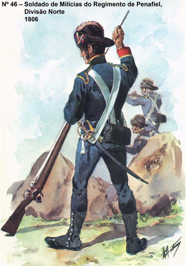 Fuciliere portoghese