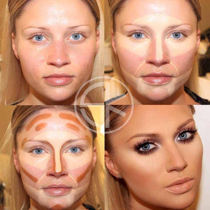 Update*****We just posted a video tutorial on contouring!! Check out our most recent posts! The Work of Samer A. Khouzam - Make-Up Artist Shop KikiCloset