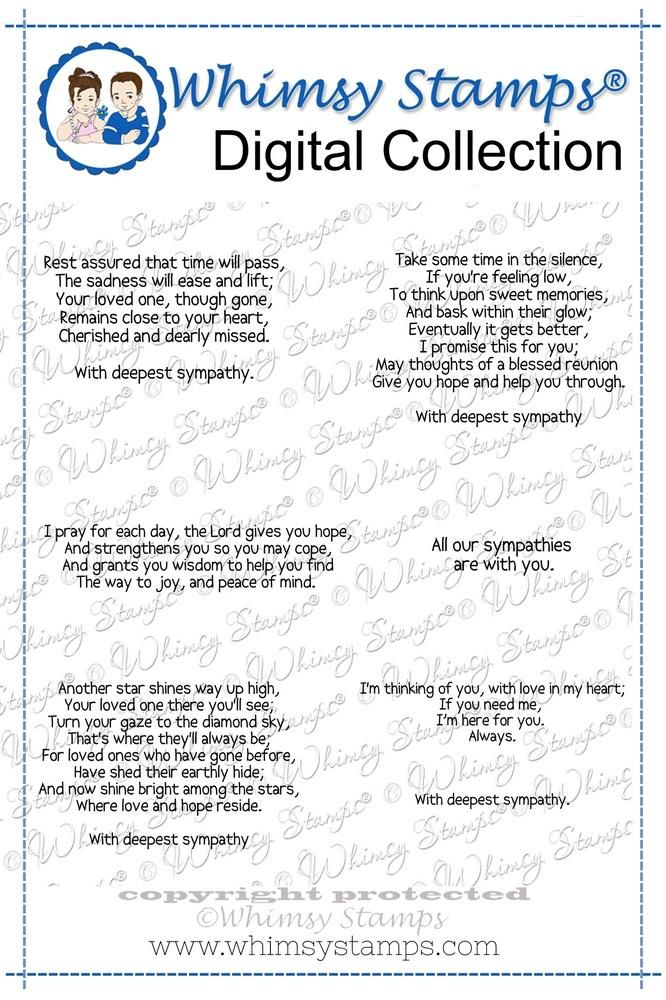 Sympathy Verse 1 - Digital Sentiments