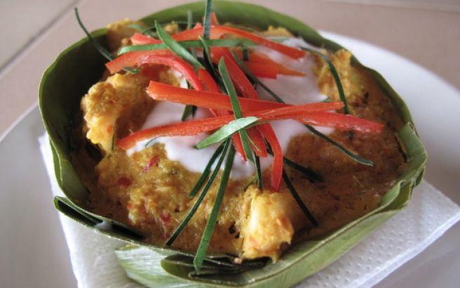 Socipe - Recipes - Cambodian-Fish-Amok- - Harri-ShefferRecipes