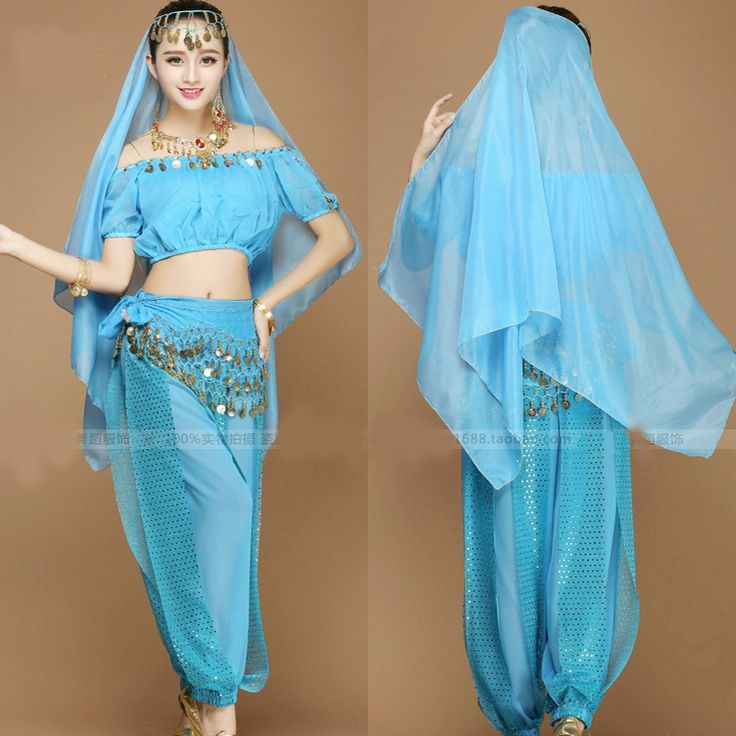 >> Click to Buy << Fantasia Women Halloween Cosplay Princess Jasmine Aladdin Costume Adult Belly Dancer Jasmine Dress #Affiliate