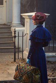 Mary Poppins Returns Poster: opens Christmas Day 2018