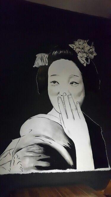 Issei geisha