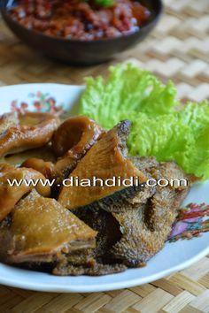 Diah Didi's Kitchen: Babat Iso Goreng