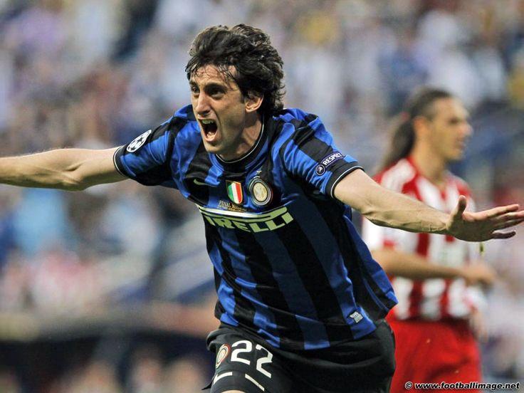 #Milito #goal #exulting #final #champions #Inter #joy #gol #bayern #2010