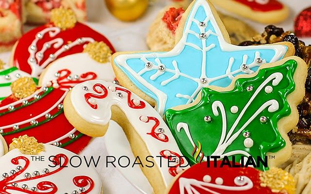 Christmas Cookie Icing Recipe | christmas sugar cookies also known as cut out cookies are our absolute ...