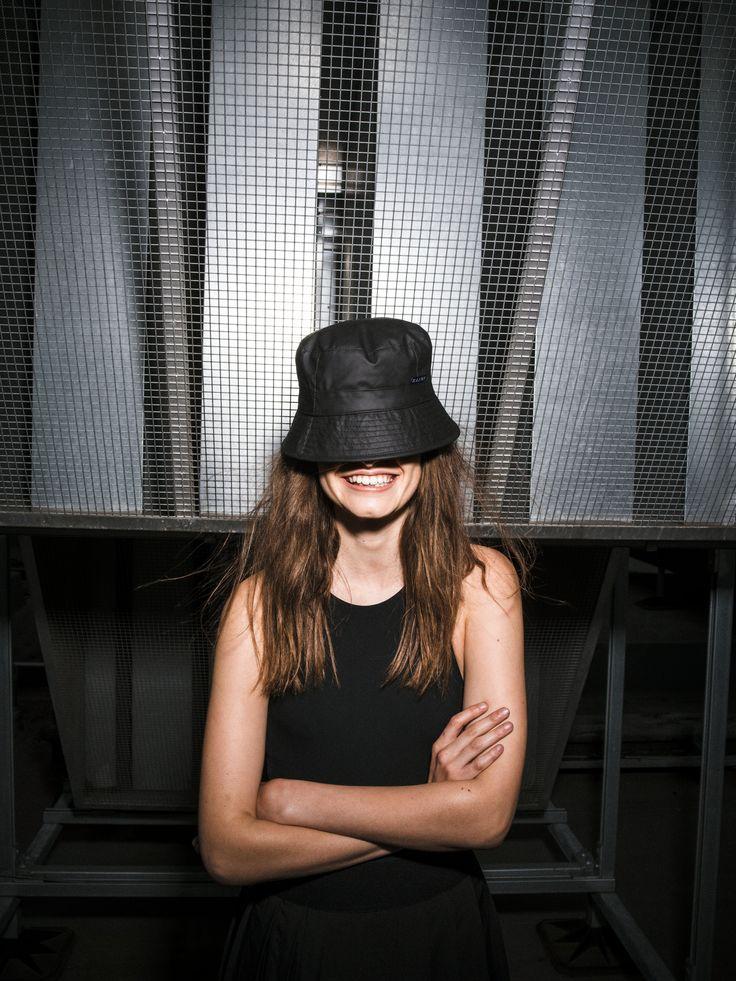 #urban #fashion #hat #smile