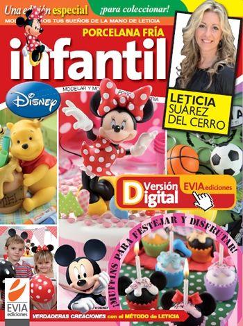 Porcelana Fría Infantil Especial descargala en www.eviadigital.com #manualidades