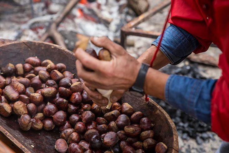 The 13th Chestnut Festival in Arna