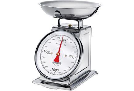 Ei merkkiä - Küchenprofi talousvaaka Nostalgia 0-2kg