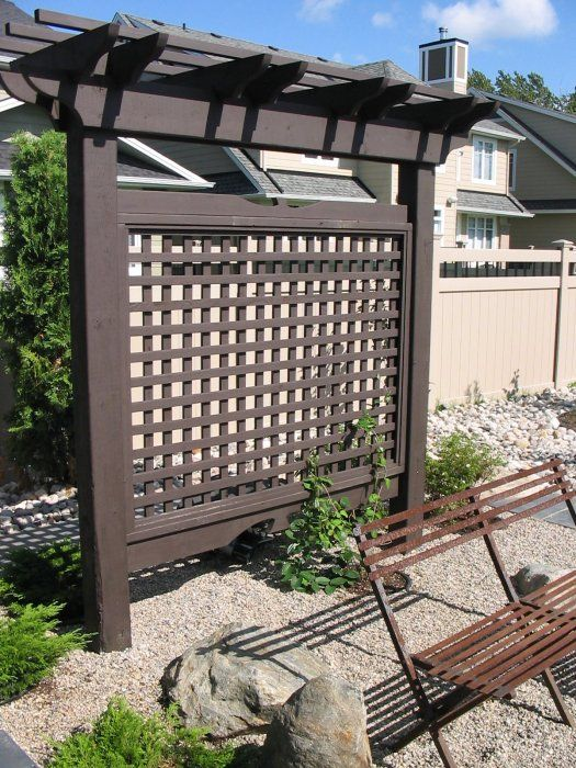 42 best images about garden structures on pinterest for Courtyard landscaping ottawa