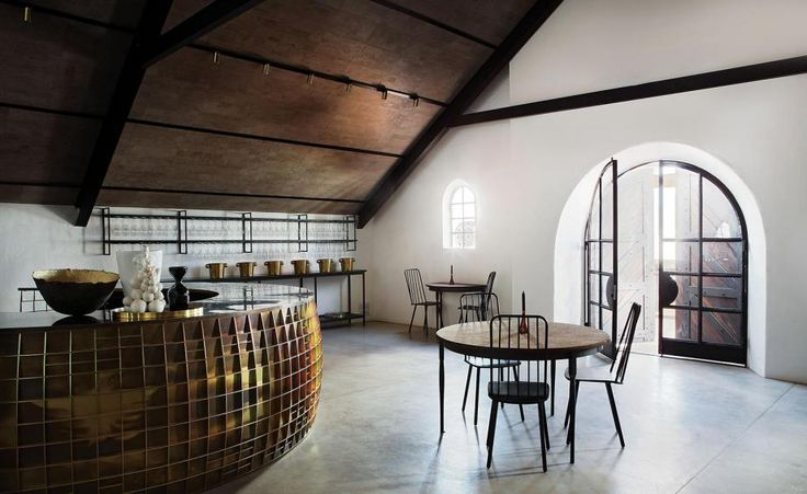 While Cape Town's winelands suffer no shortage of lush estates, few have successfully fused the area's Cape Dutch heritage with contemporary design in their original settings. Krone's reimagining of its Twee Jonge Gezellen farm was a two-year project i...
