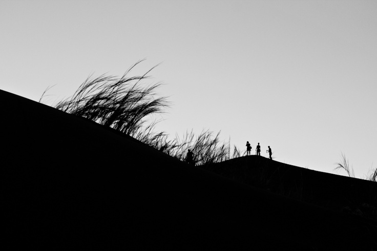 In a Land of Tall Grasses and Small People - Elim Dune, Namibia - http://www.ventureso.me