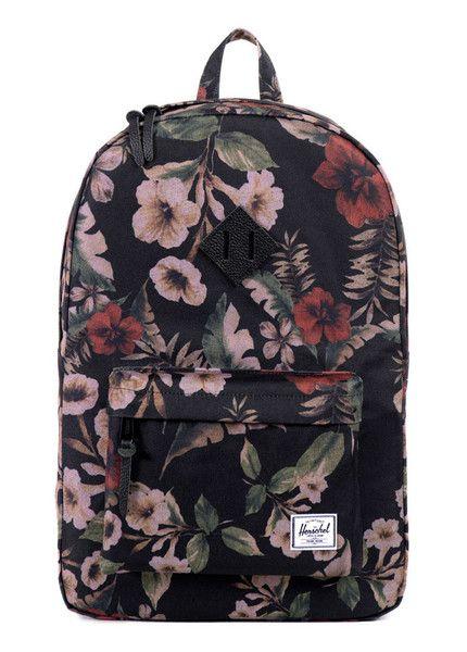 L:C Loves Patterns   Herschel Heritage Backpack