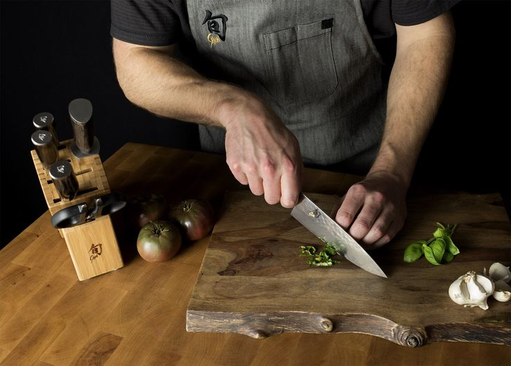 Win: An Exclusive Shun Premier Cutlery Set for Your Summer Cooking — Sponsored by Shun Cutlery