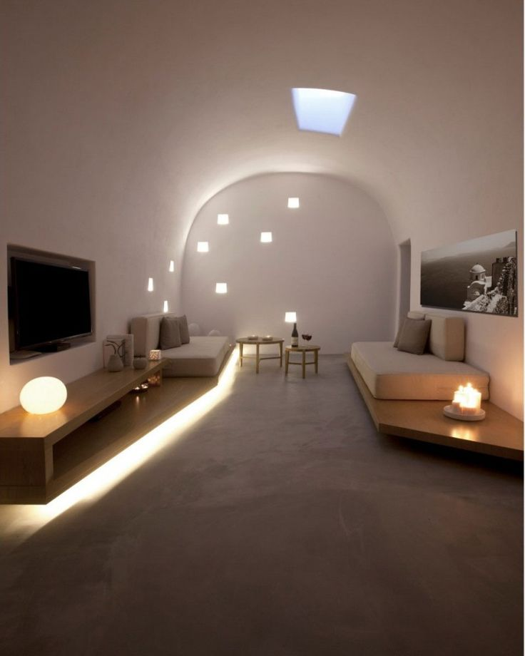 Greek Minimalism | Villa Anemolia by mplusm | a hotel located in Santorini, Greece