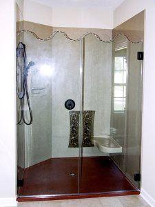 custom showers pro glass. 42 best Shower  Bath Pro s images on Pinterest Bathroom ideas remodeling and Custom shower base