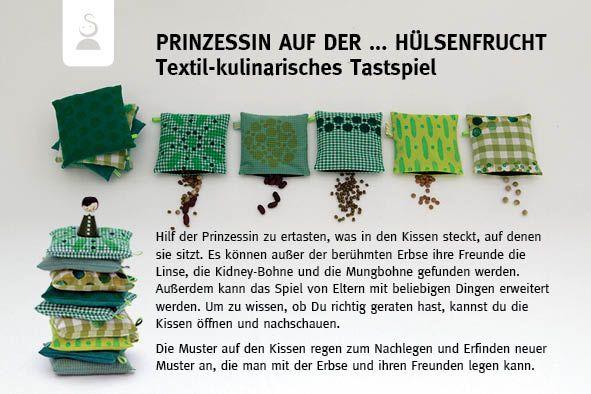 Kulinarisches Tastspiel von Anne Sommer (www.annesommer.com)
