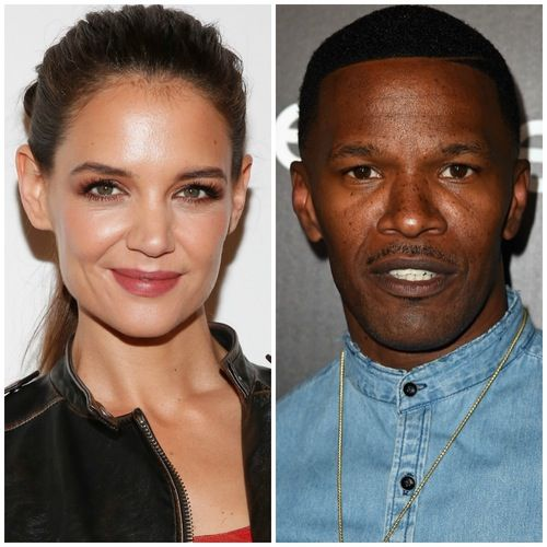 Katie Holmes and Jamie Foxx are officially dating!