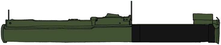 M-72 Light Anti Tank Weapon (LAW)