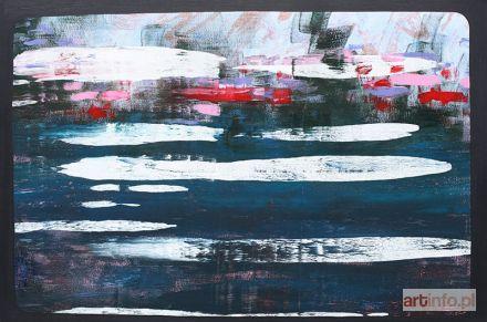 Acrylic on canvas, 80 x 120 cm, Maciej Zabawa