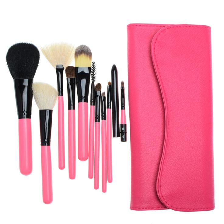 $7.93 (Buy here: https://alitems.com/g/1e8d114494ebda23ff8b16525dc3e8/?i=5&ulp=https%3A%2F%2Fwww.aliexpress.com%2Fitem%2F10-pcs-Goat-Hair-Set-Makeup-Brushes-Portable-Travel-Make-up-Brush-Set-Fan-Foundation-Contour%2F32762755111.html ) 10 pcs Goat Hair Set Makeup Brushes Portable Travel Make up Brush Set Fan Foundation Contour Cosmetic Brush Set for just $7.93