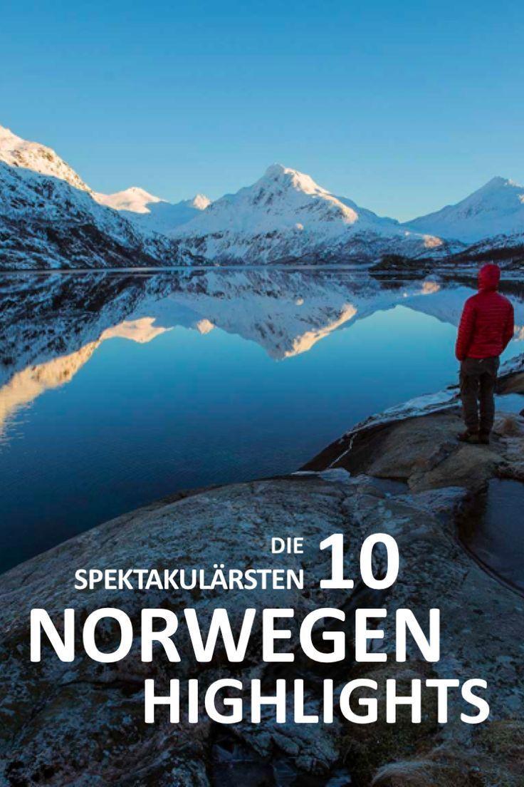 Die 10 spektakulärsten Norwegen Highlights für deine Reise