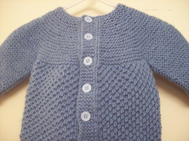 Ravelry: Project Gallery for Sweet Baby Sweater & Hat pattern by Nancy Pietraszek