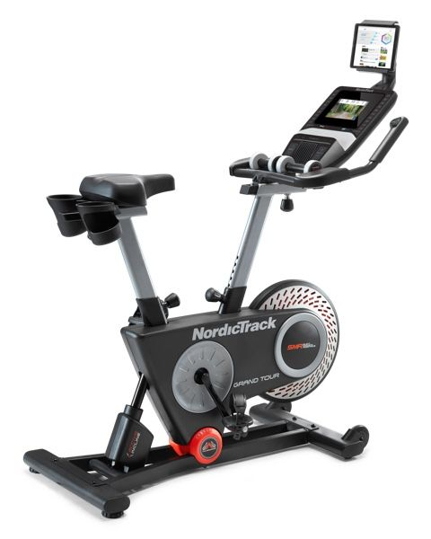 Nordictrack Grand Tour Grand Tour Series Biking Workout