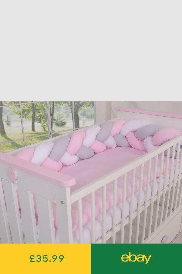 Babybett Stossstangen Baby Ebay Babybett Bett Kinderzimmer Und