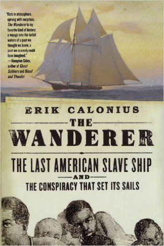 On Nov. 28, 1858, a ship called the Wanderer slipped silently into a coastal channel and unloaded a cargo of over 400 African slaves onto Jekyll Island, Georgia, fifty years after the African slave trade had been made illegal. It was the last ship ever to bring a cargo of African slaves to American soil. More than a slaving venture, her journey defied the federal government and hurried the nation's descent into civil war.