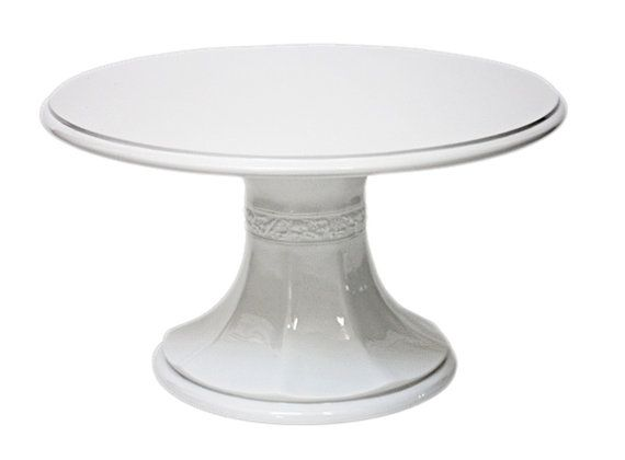white wedding cake stands 18 inch white pedestal wedding cake stand pedestal 1362