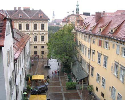 Graz Austria Tourism