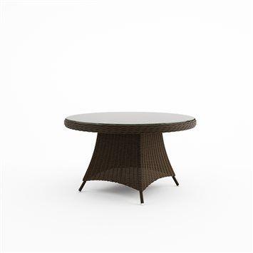 oltre umely ratan stol Rondo 130 cm brown color 0000  1280x1280
