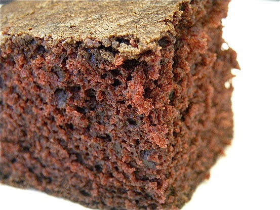 Wartime Chocolate Cake Recipe