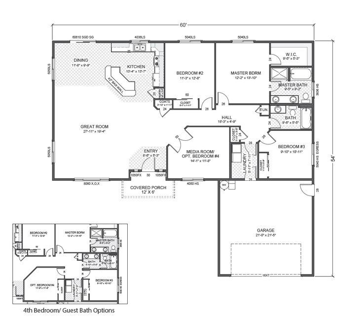 54 best images about home plans on pinterest house plans for Small rambler house plans