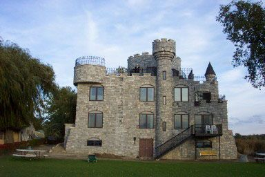 Laralyn Castle, on Snow Lake, it is North of Angola Indiana