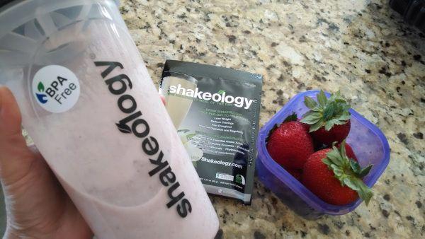 Strawberry Vanilla Shakeology