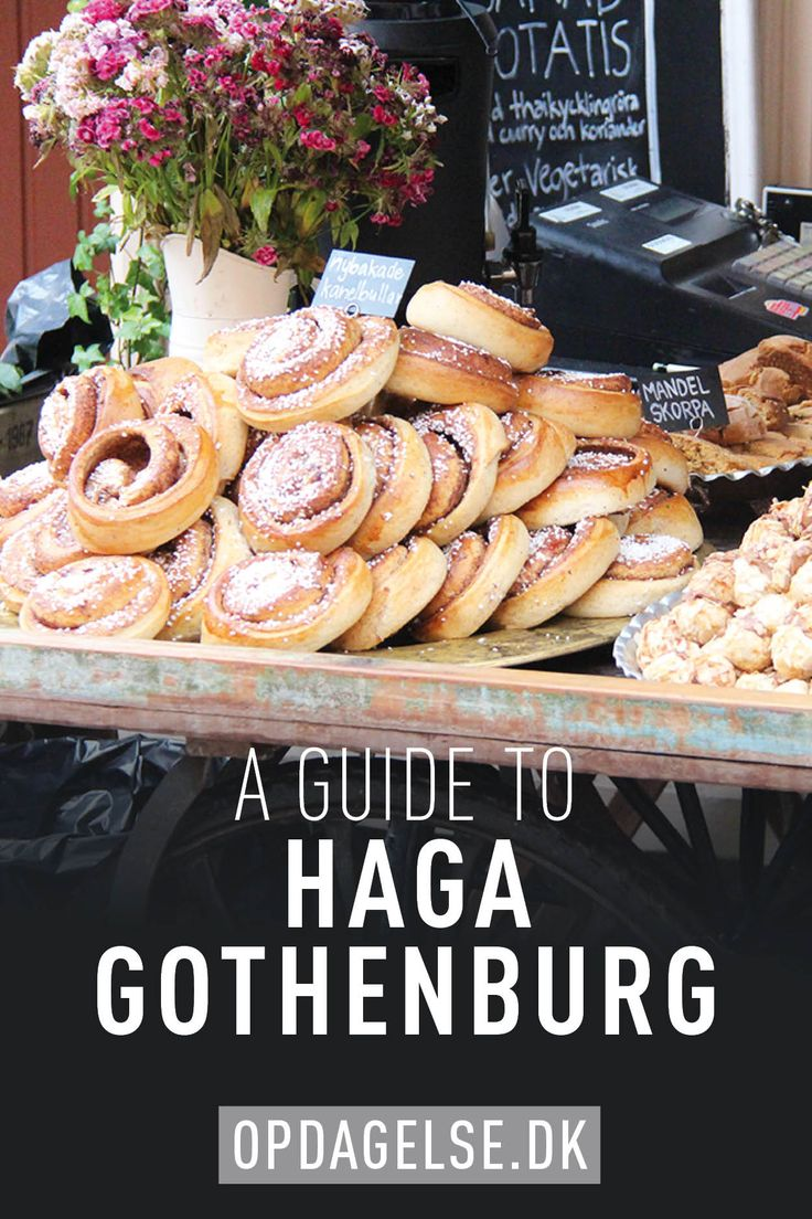 A guide to HAga in Gothenburg